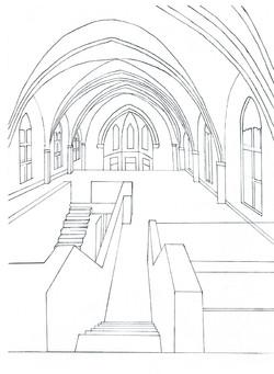 Projet aménagement espace