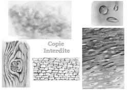 Diverses textures