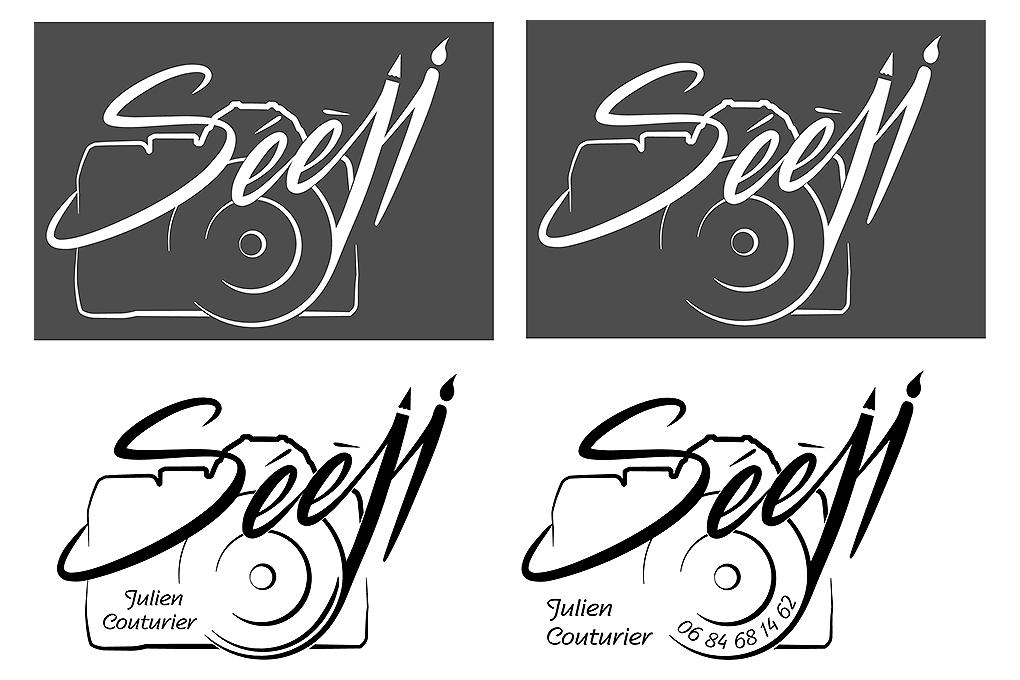 logo (photographe et graphiste)