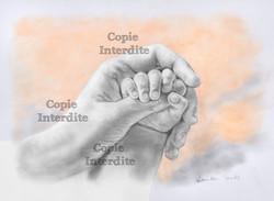 petite main bébé
