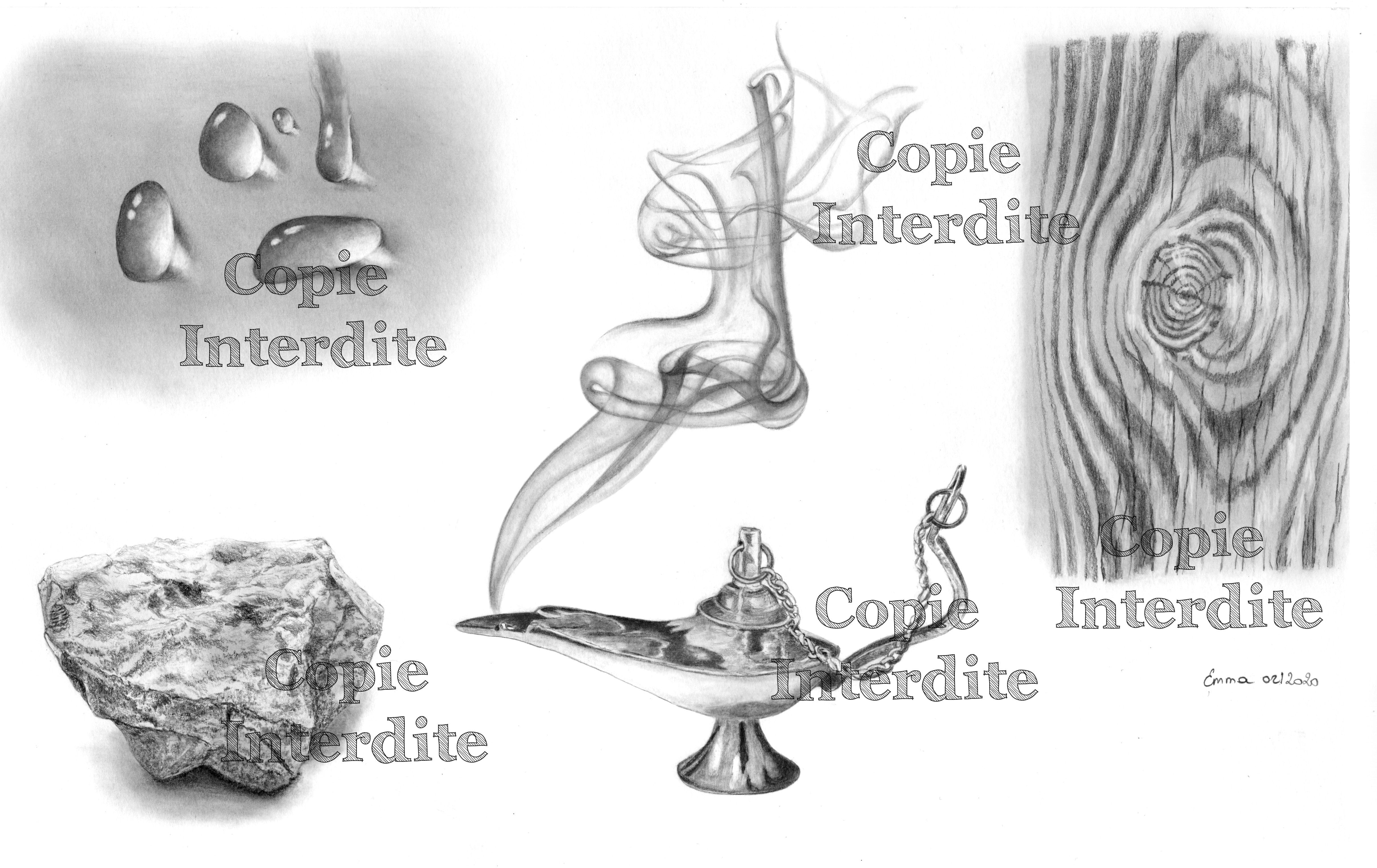 exercices textures