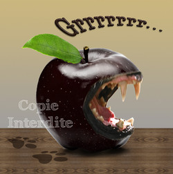 2ème pomme féroce