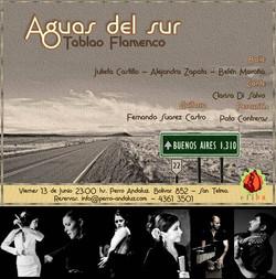 2014 - AGUAS del SUR * EFIBA