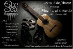 2016 - Que Sea Flamenco