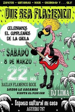 2014 - Que Sea Flamenco