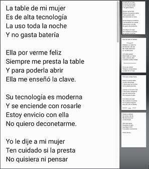 La Table - Victor García