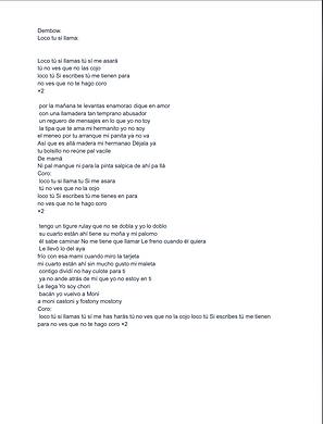 Loco Tu Si Llama - David Canela
