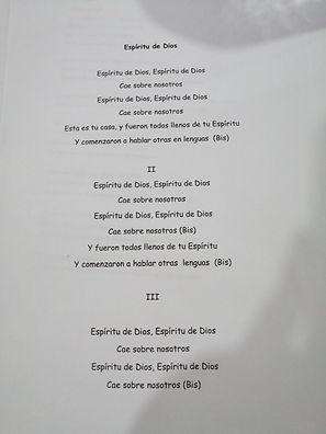 Espíritu de Dios - Sonia Edith Jiménez Alonzo