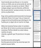 Escribo - Ángel Miguel González