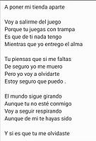 Te Olvido - Victor García