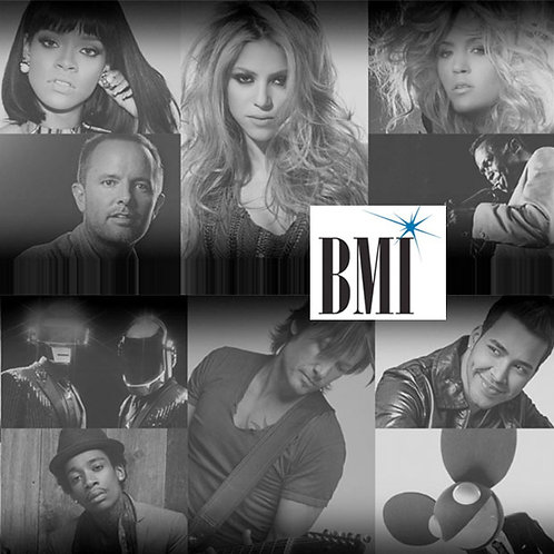 Request a BMI songwriter account