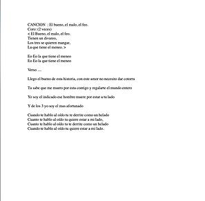 El Bueno, El Malo Y El Feo - Victor Vozigel