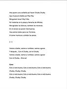 Chuiky Chuiky - Mario Hidalgo / Jeamphy Romero / Esterlin Hernández