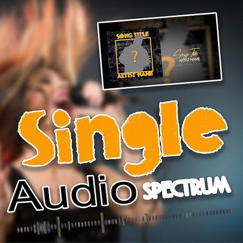 Audio Spectrum 1 (For your New Single)