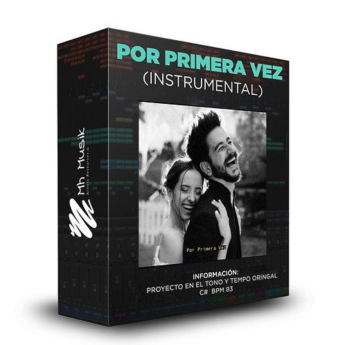 Por Primera Vez (Unplugged)