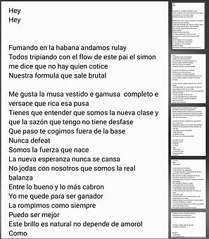 La Habana - Juan Bracho / Anthony Sánchez