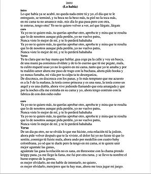Lo Que Había - Marco Yereny Pichardo Aquino