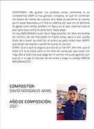 Si Que No - David Monsalve Arias