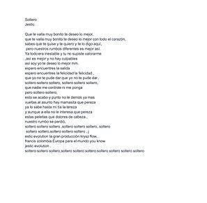 Soltero - Ilder Mauricio Romero Molina (Jestic)