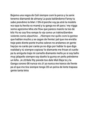 Cali - Aglys Sánchez (Fity19)
