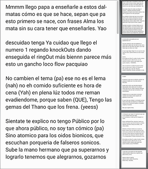 Podemos - Ángel Miguel González