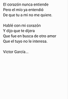 Mi Corazón - Victor García