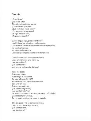 Otro Día - Alan Alexis Herrera Páez