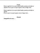 Deja Tu Apeche - Carlos Eduardo Santana Torres