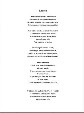 El Destino - Joanna Habiak / Ricardo Maza