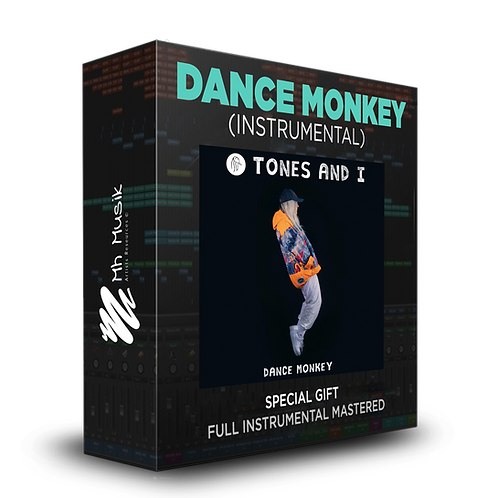 Tones and I - Dance Monkey (Instrumental)