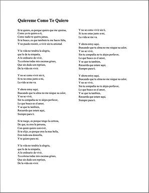 Quiéreme Como Te Quiero - Cristian Nolberto Rodríguez Coto