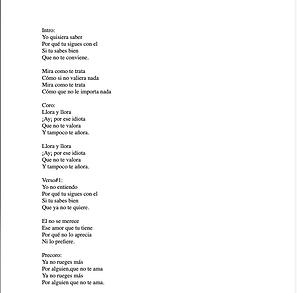 Llora y Llora - Jeffrey Henríquez Rijo