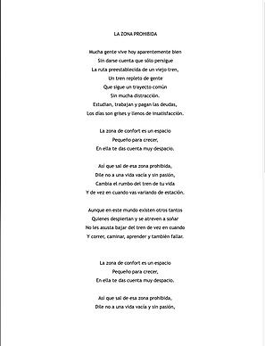 La Zona Prohibida - Joanna Habiak / Ricardo Maza