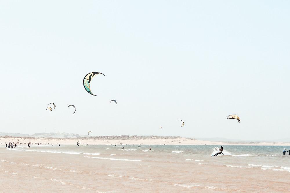 Fly With Kitesurf
