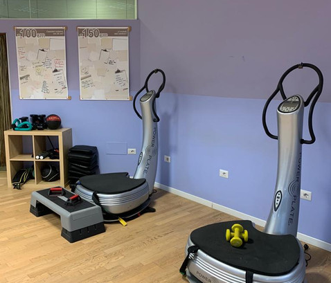 Centro Fisico Trissino reparto dimagrimento attività fisica