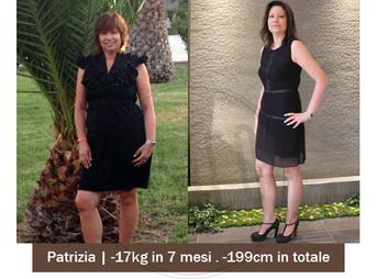 Patrizia – Storia vera dimagrimento | Foto Prima e dopo