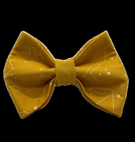 Yellow Constellation Bow
