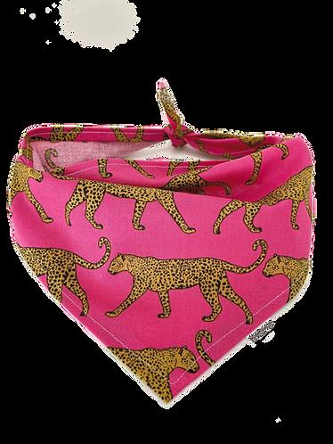 Pink Cougar Bandana