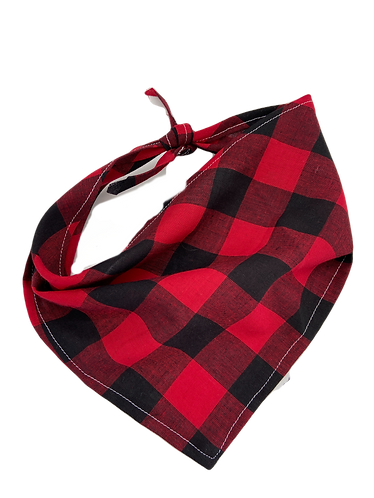 Red and Black Plaid