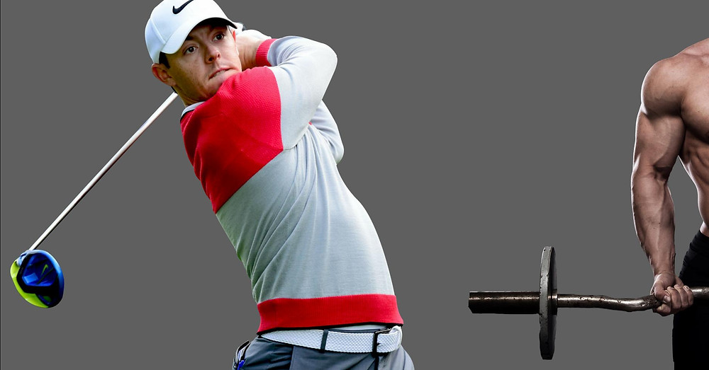 Golf Fitness Workout Rory McIlroy