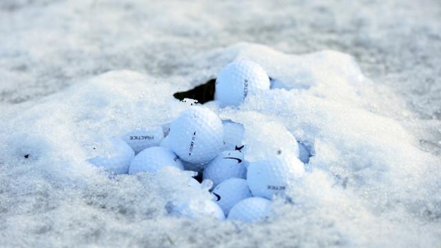 Golf-Saisonvorbereitung