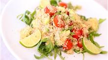Darf ich vorstellen: Quinoa! Infos + ein leckeres Rezept