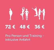 on two Personal Training Berlin günstig