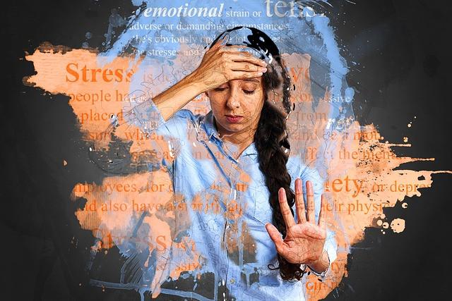 Abnehmen bei Stress