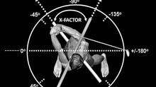 """""""X-Factor""""- Golf Fitnessübungen für 10 Meter mehr Länge"""