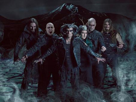 CRADLE OF FILTH revela el nombre de su nuevo disco