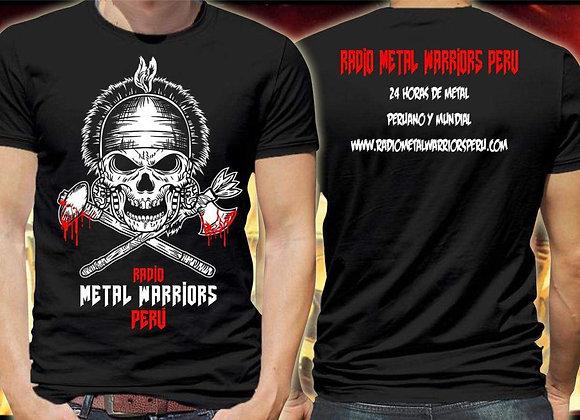 Polos Metal Warriors