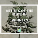 Artists of the Month - February 2021 WINNERS!
