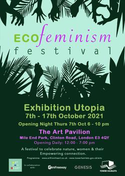 ECOFeminism Festival Opening Night