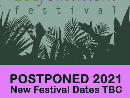 ECOFeminism Festival POSTPONED 2021!